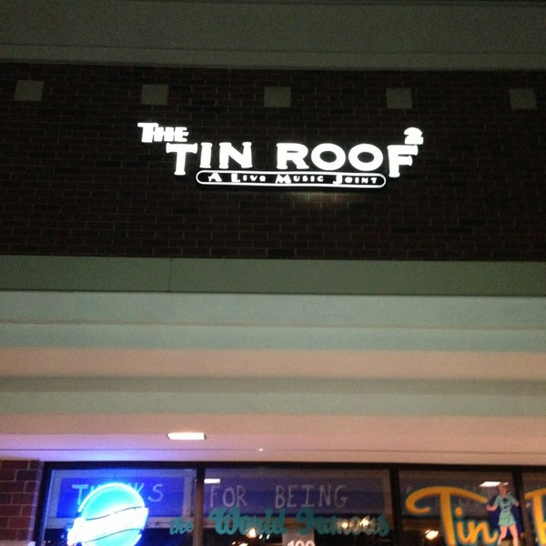Tin Roof 2 Franklin TN