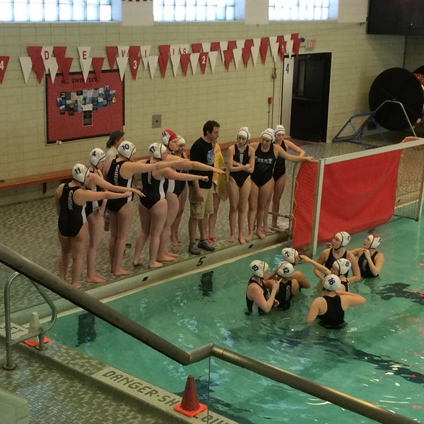 Photo taken at Hinsdale Central High School by Bren L. on 3/14/2015