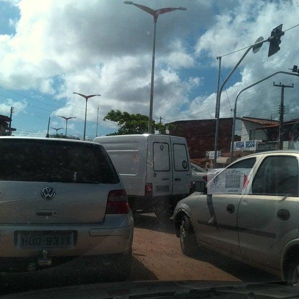 Photo taken at Bairro Castelão by Gilberto H. on 4/11/2013