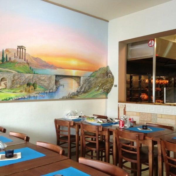 le palais de la broche restaurant grec waterloo