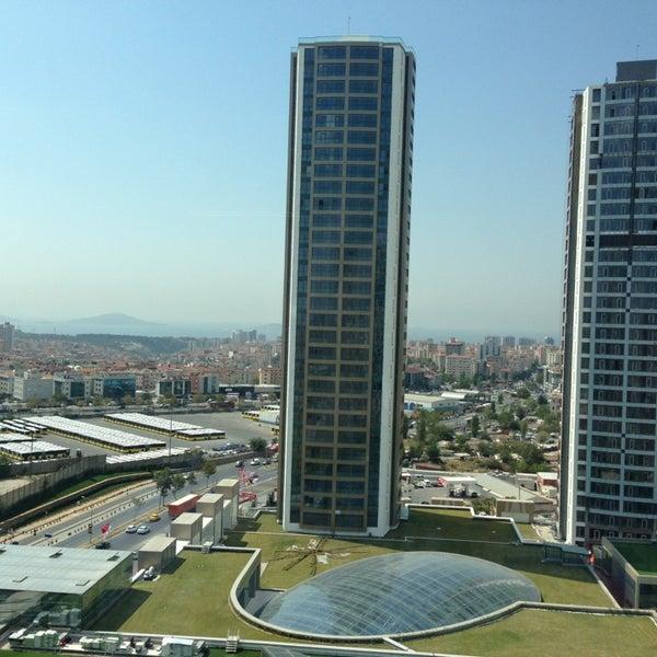Foto diambil di Silence Hotels Istanbul oleh Berk B. pada 9/3/2013