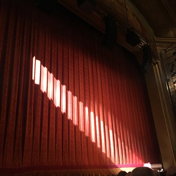 Photo taken at St. James Theatre by MellyCupcakez on 5/27/2017
