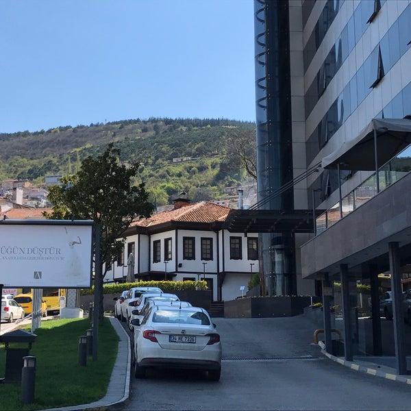 Foto diambil di Anatolia Hotel oleh ☀️🌞🌊L£V£NT🌊☀️🌞 Ö. pada 4/10/2017