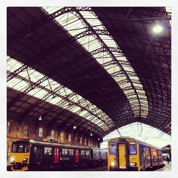 Photo taken at Platform 3 by MrsMarket on 10/28/2013