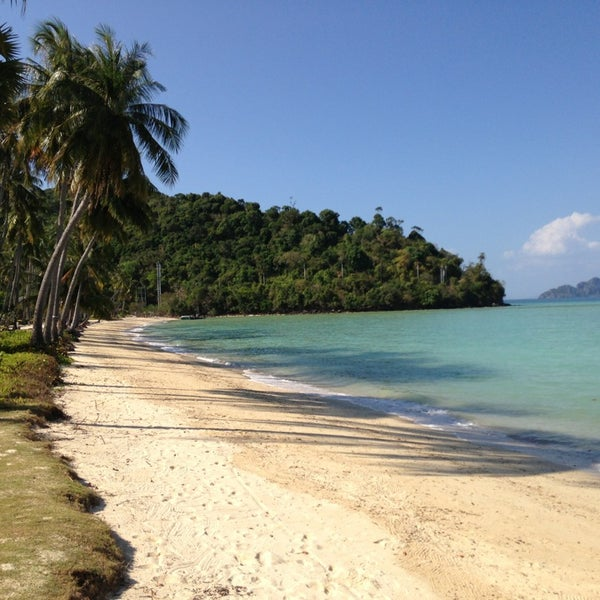 Photo taken at Phi Phi Island by Tomas V. on 1/31/2013