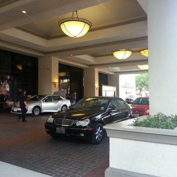 Photo taken at The Worthington Renaissance Fort Worth Hotel by Tim M. on 7/8/2013