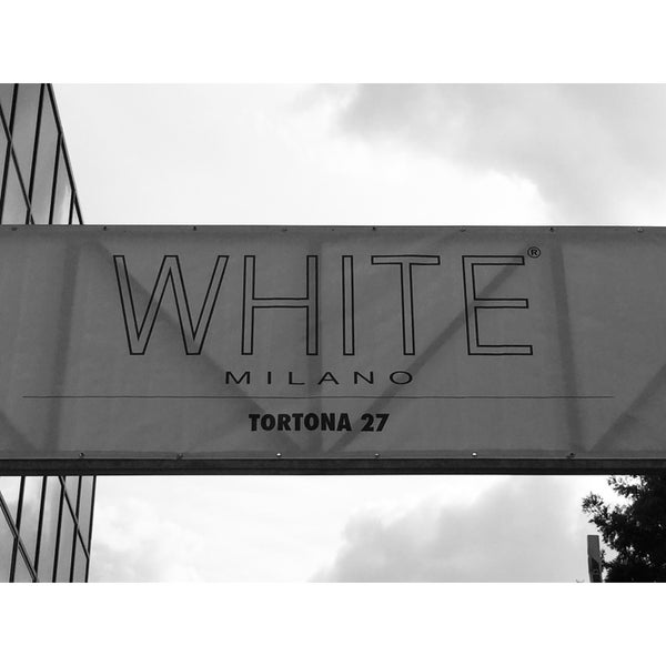 White milano tortona milano lombardia for Tortona milano