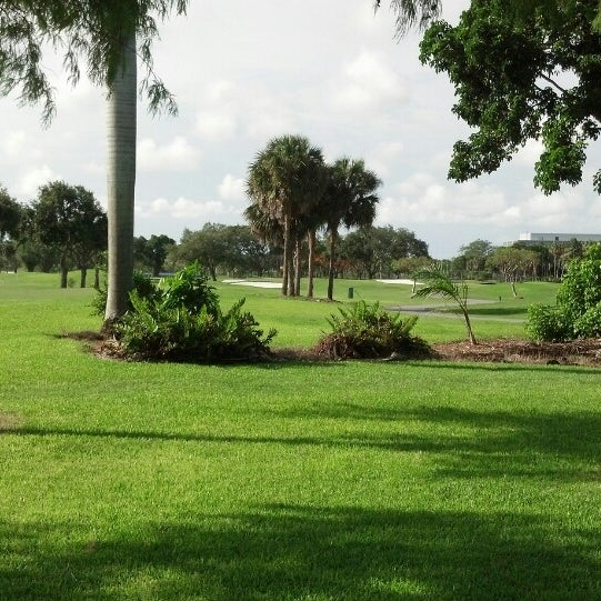 Photo taken at Palmetto Golf Course by Ron G. on 6/15/2014