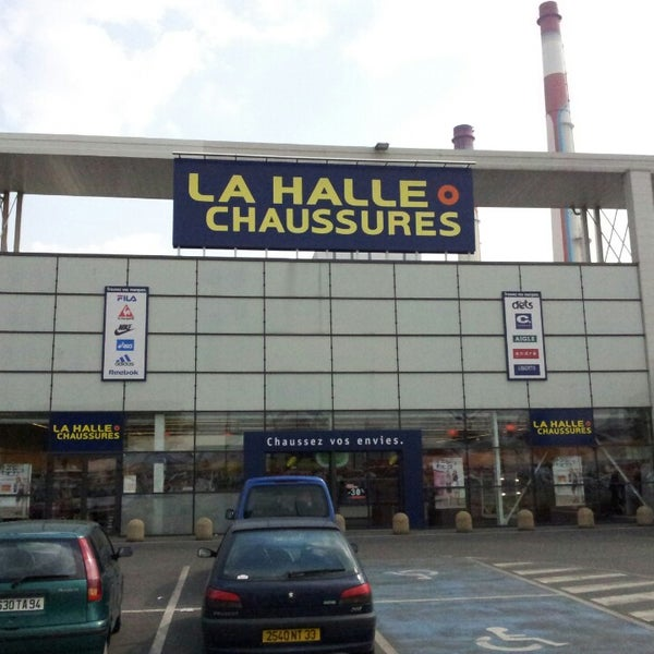 Marne Vallee La Chaussures Aux Store Halle Shoe xf1I1qtr
