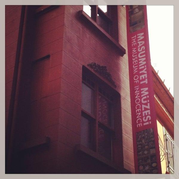 3/6/2013 tarihinde Hatice Ç.ziyaretçi tarafından Masumiyet Müzesi'de çekilen fotoğraf