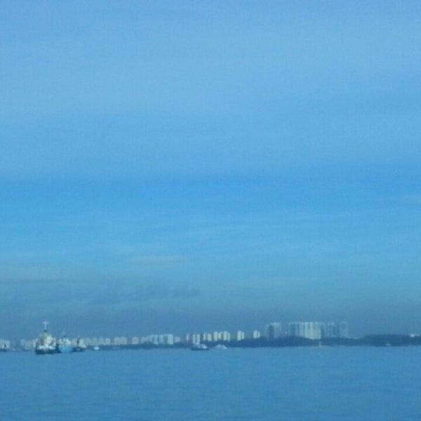 Das Foto wurde bei Tanah Merah Ferry Terminal von Galvin C. am 7/16/2013 aufgenommen
