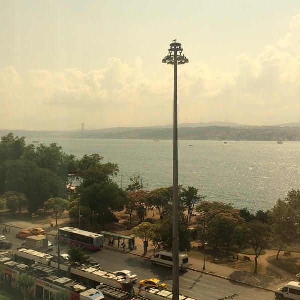 6/28/2016 tarihinde Doğukan D.ziyaretçi tarafından Anjer Hotel Bosphorus'de çekilen fotoğraf