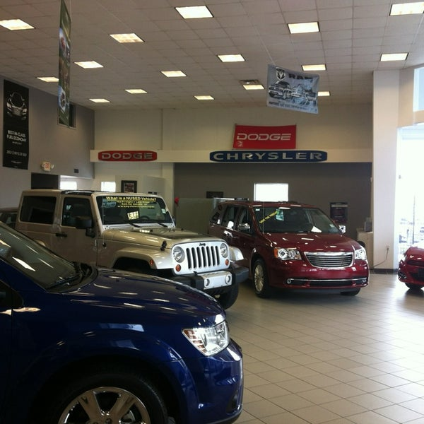Bayview Chrysler Dodge Jeep Ltd
