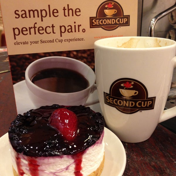 Photo taken at Second Cup by COFFEE L. on 5/4/2013