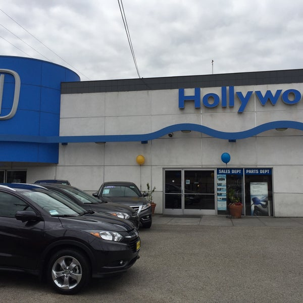 Honda of hollywood central hollywood 6 tips for Honda hollywood service