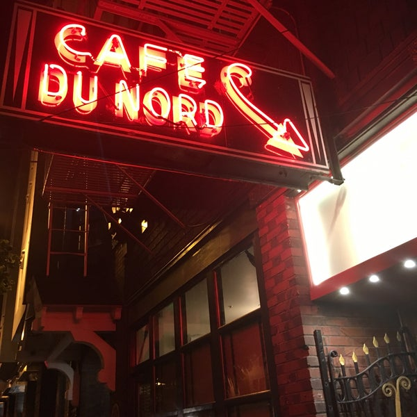 Photo prise au Cafe Du Nord par Kincaid W. le5/11/2017
