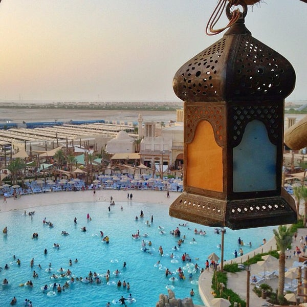 Yas Waterworld - Water Park in Abu Dhabi Yas Waterworld Dawama