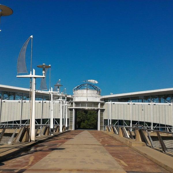 Sacramento Water Intake Facility Scenic Lookout In Central Sacramento