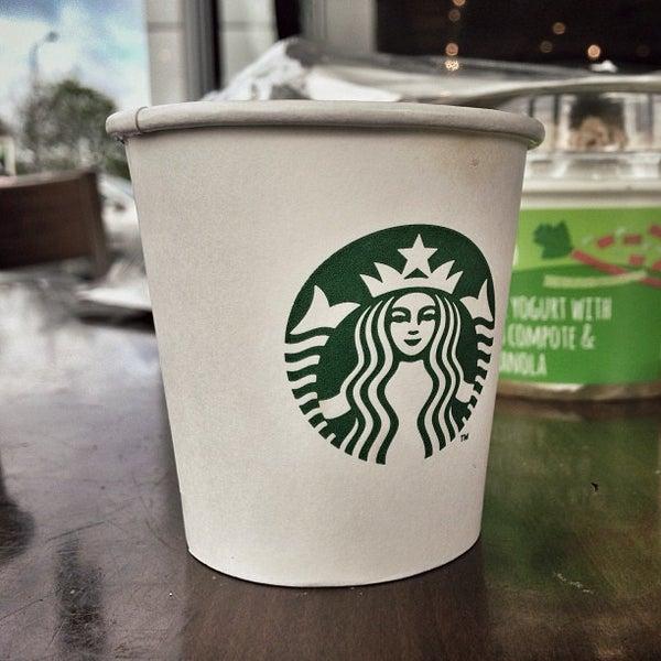 Photo taken at Starbucks by Graham W. on 5/4/2013