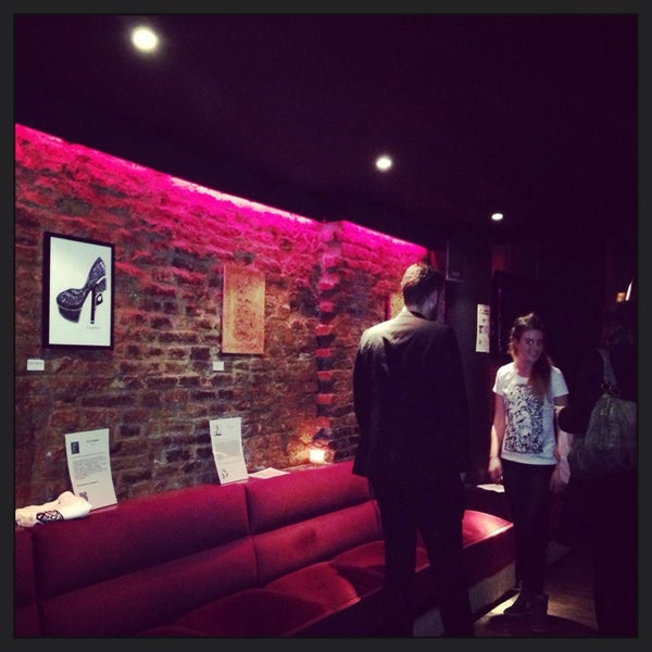 Photo prise au Club Clandestin par Imene H. le11/29/2013