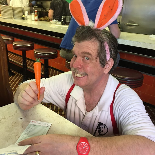 Photo taken at Tastee Diner by Jim L. on 4/16/2017