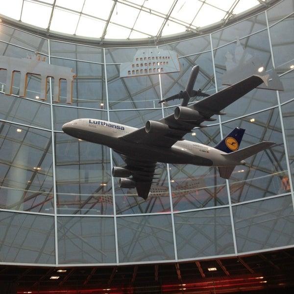 Das Foto wurde bei Frankfurt Airport (FRA) von Mihhail T. am 7/13/2013 aufgenommen