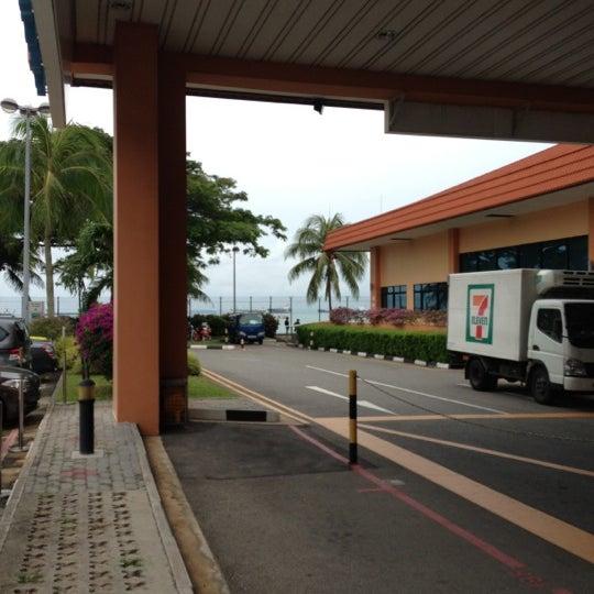 Das Foto wurde bei Tanah Merah Ferry Terminal von ,7TOMA™®🇸🇬 S. am 12/8/2012 aufgenommen