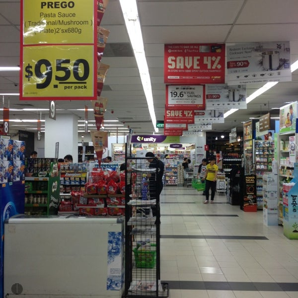 Photo taken at NTUC FairPrice by ,7TOMA™®🇸🇬 S. on 9/23/2013