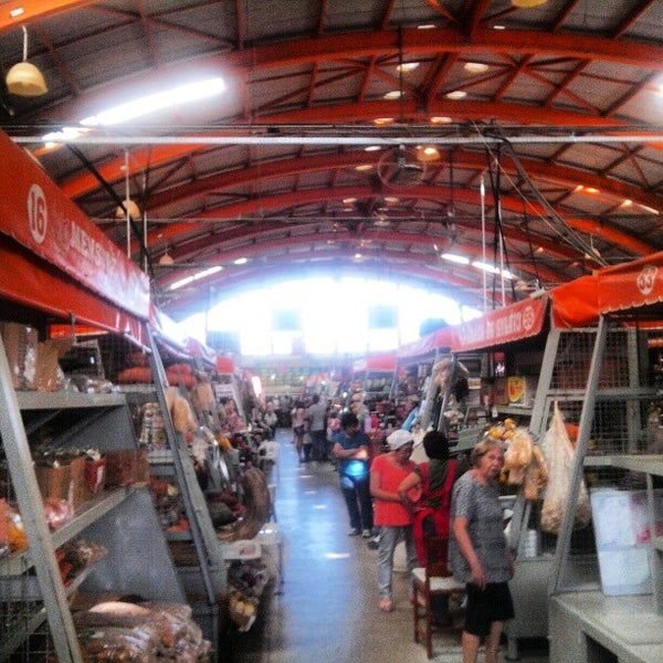 Photo taken at Mercado Municipal Antônio Valente by Thiago M. on 5/11/2013