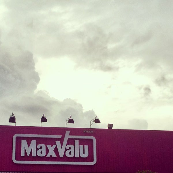 Photo taken at MaxValu by Maeo M. on 4/15/2013