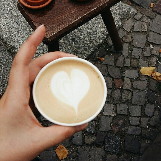 This cappuccino had the same taste as Coffee Collective in Copenhague. Yes, it was that good...
