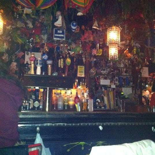 Photo taken at The Cubbyhole Bar by Noelle N. on 11/8/2012