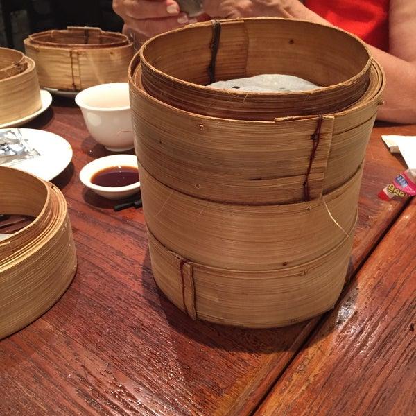 Photo taken at Luk Yu Tea House 陸羽茶樓 by Amanda D. on 5/25/2015