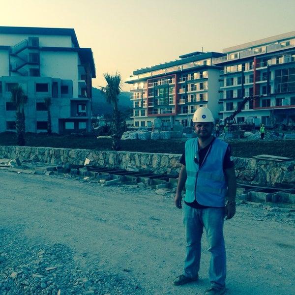 6/19/2014 tarihinde Fatihziyaretçi tarafından Ulu Resort Hotel'de çekilen fotoğraf