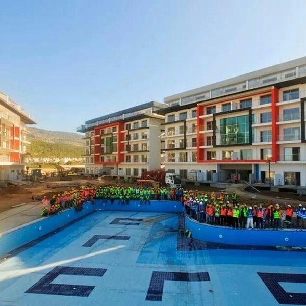 7/2/2014 tarihinde Fatihziyaretçi tarafından Ulu Resort Hotel'de çekilen fotoğraf