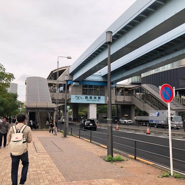 9/15/2018に店長がチームスマイル・豊洲PITで撮った写真