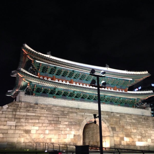 Photo taken at Sungnyemun by BEEJAY S. on 9/25/2013