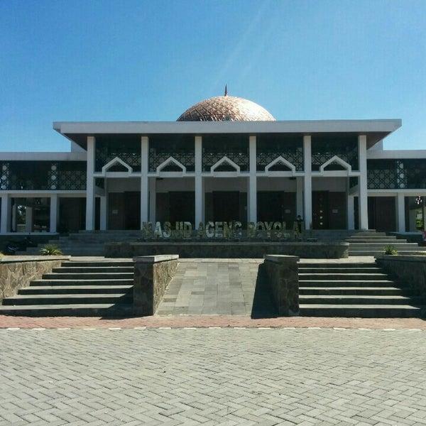 Hasil gambar untuk masjid ageng boyolali