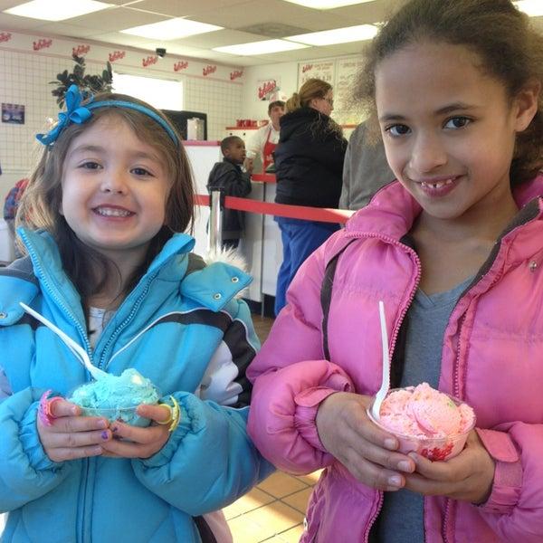 Photo taken at Whitey's Ice Cream by Judi C. on 4/1/2013