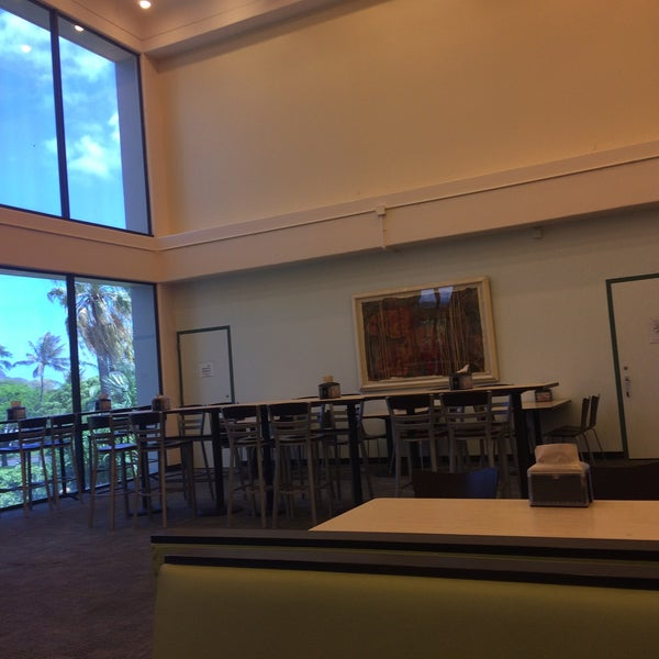 Photo taken at Campus Center Food Court by scrivener on 5/24/2017