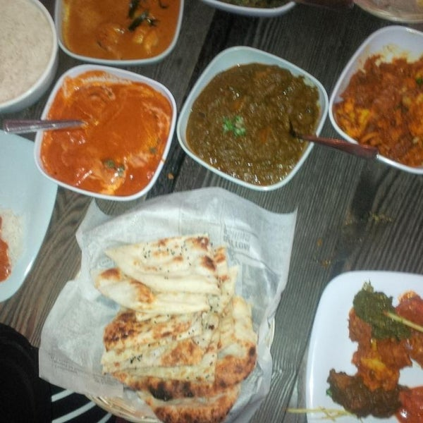 Amaya Indian Restaurant Burlington