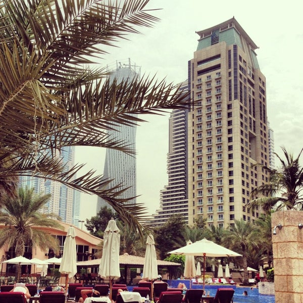 Photo taken at Habtoor Grand Resort, Autograph Collection by Rashid M. on 3/24/2013