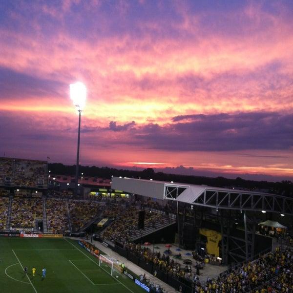 Photo taken at MAPFRE Stadium by Rachel on 7/22/2013