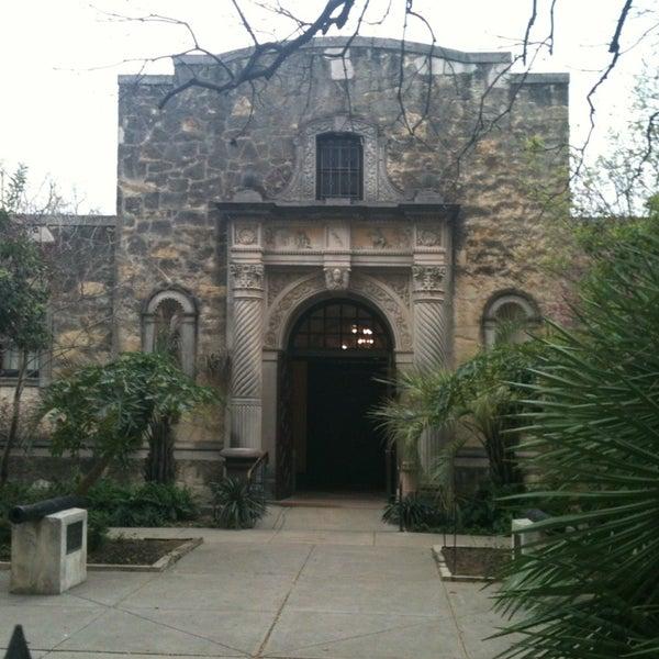 Photo taken at The Alamo by Thomas S. on 3/20/2013