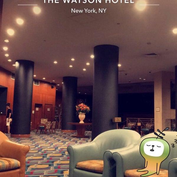 Foto diambil di The Watson Hotel oleh AMIRA . pada 8/5/2018