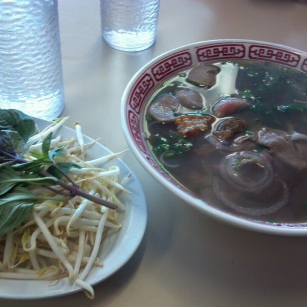 photo taken at legendary pho kitchen by veronica e on 3202013 - Pho Kitchen