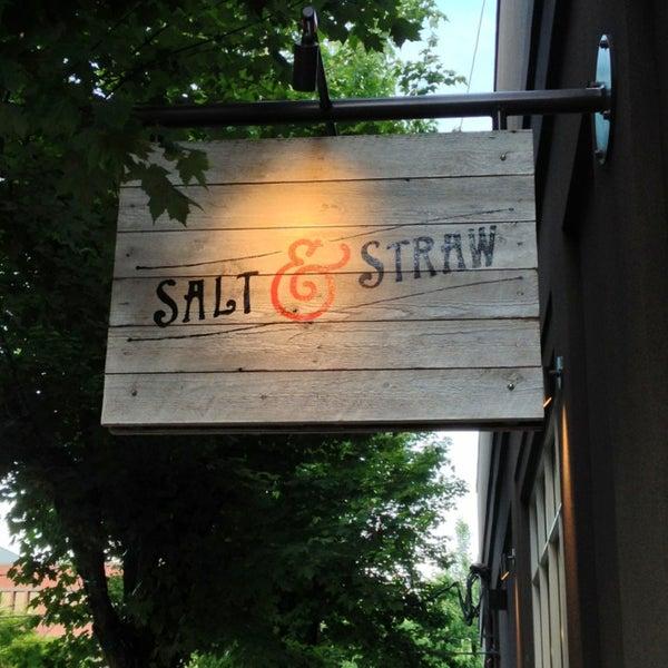 Снимок сделан в Salt & Straw пользователем Eric A. 6/1/2013