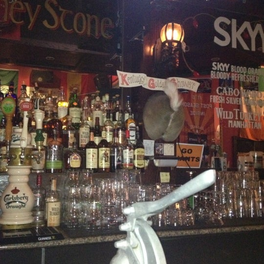 Photo taken at Blarney Stone Bar & Restaurant by Molly D. on 11/15/2012