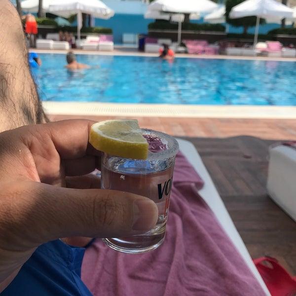9/8/2018에 Şenol Altıntaş님이 Q Premium Resort Hotel Alanya에서 찍은 사진