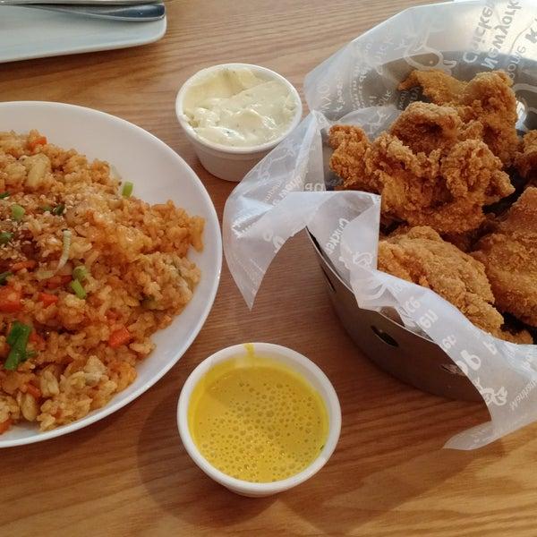 O spicy rice é bom, mas de shimeji mesmo só tem uma lembrança =P Já o molho aioli continua ótimo, e o especial surpreendeu: mostarda com wasabi! Poderia ser só um pouquinho mais cremoso... =)